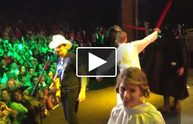 VIDEO: Brad Paisley PRANKED!