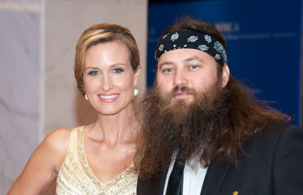 Duck Dynasty fans wedding surprise