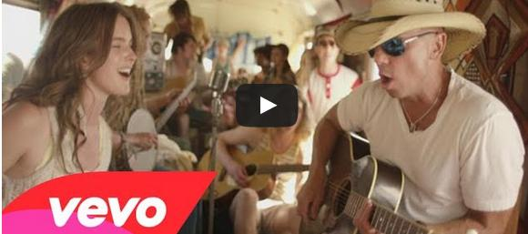 "VIDEO: Kenny Chesney's ""American Kids"""