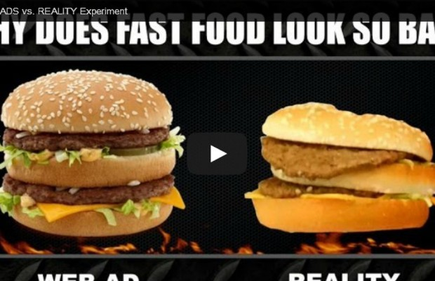 VIDEO: Want your food to look like the ad?